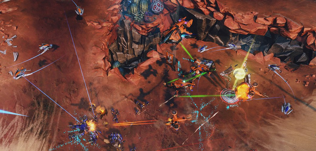 4 часа с Halo Wars 2   Канобу - Изображение 6