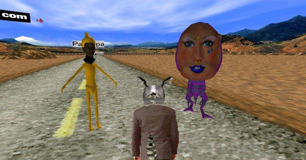 Сыгралибы? Worlds.com— древний 3D-чат, вкотором творится жуткая дичь | Канобу - Изображение 3