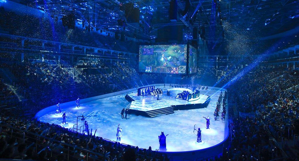 «Цель у Riot Games одна: League of Legends – спорт на десятилетия» | Канобу - Изображение 3