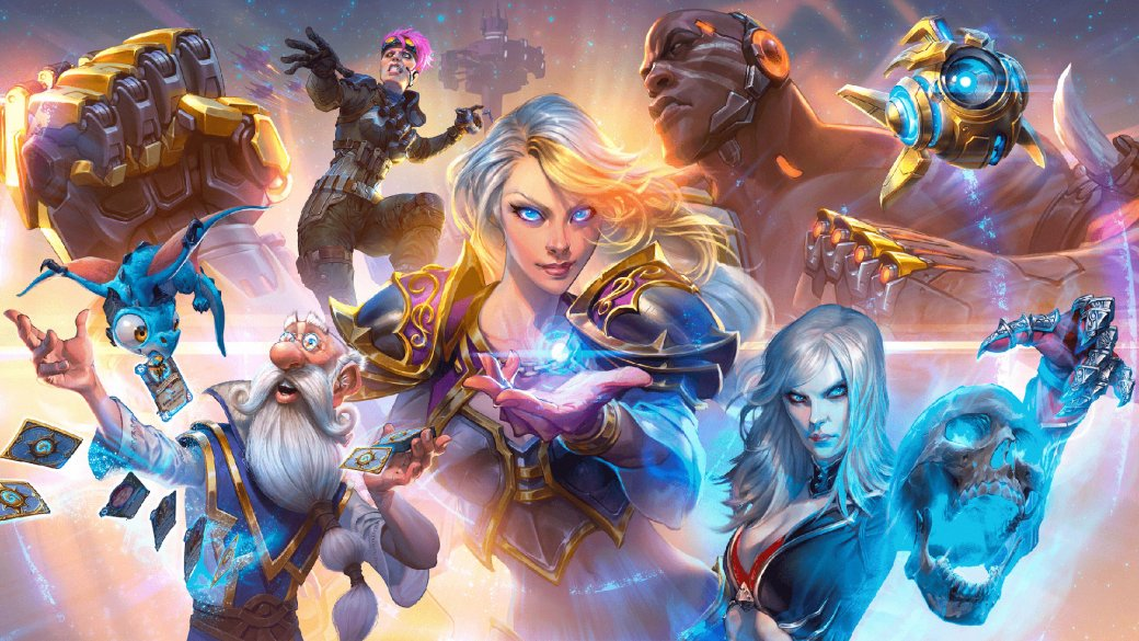 "Любимые игры Blizzard редакции ""Канобу"" | Канобу"