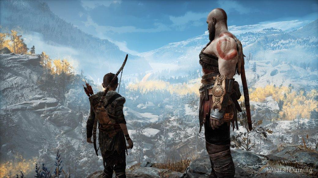 Первая рецензия на God of War: автор разругал и геймплей, и сценарий! | Канобу - Изображение 1