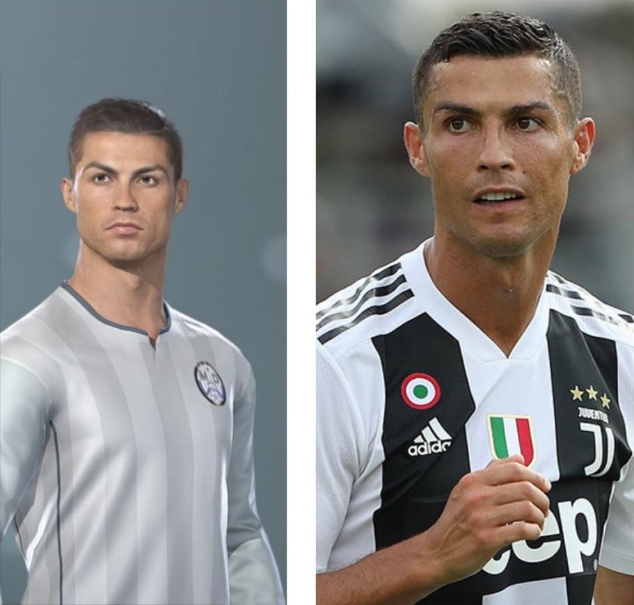 Сравнение лучших футболистов и их виртуальных версий из PES 2019. - Изображение 2