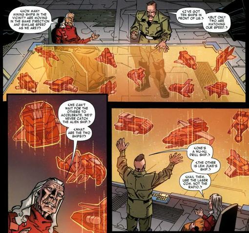 Комиксы: Formic Wars - Burning Earth | Канобу - Изображение 4