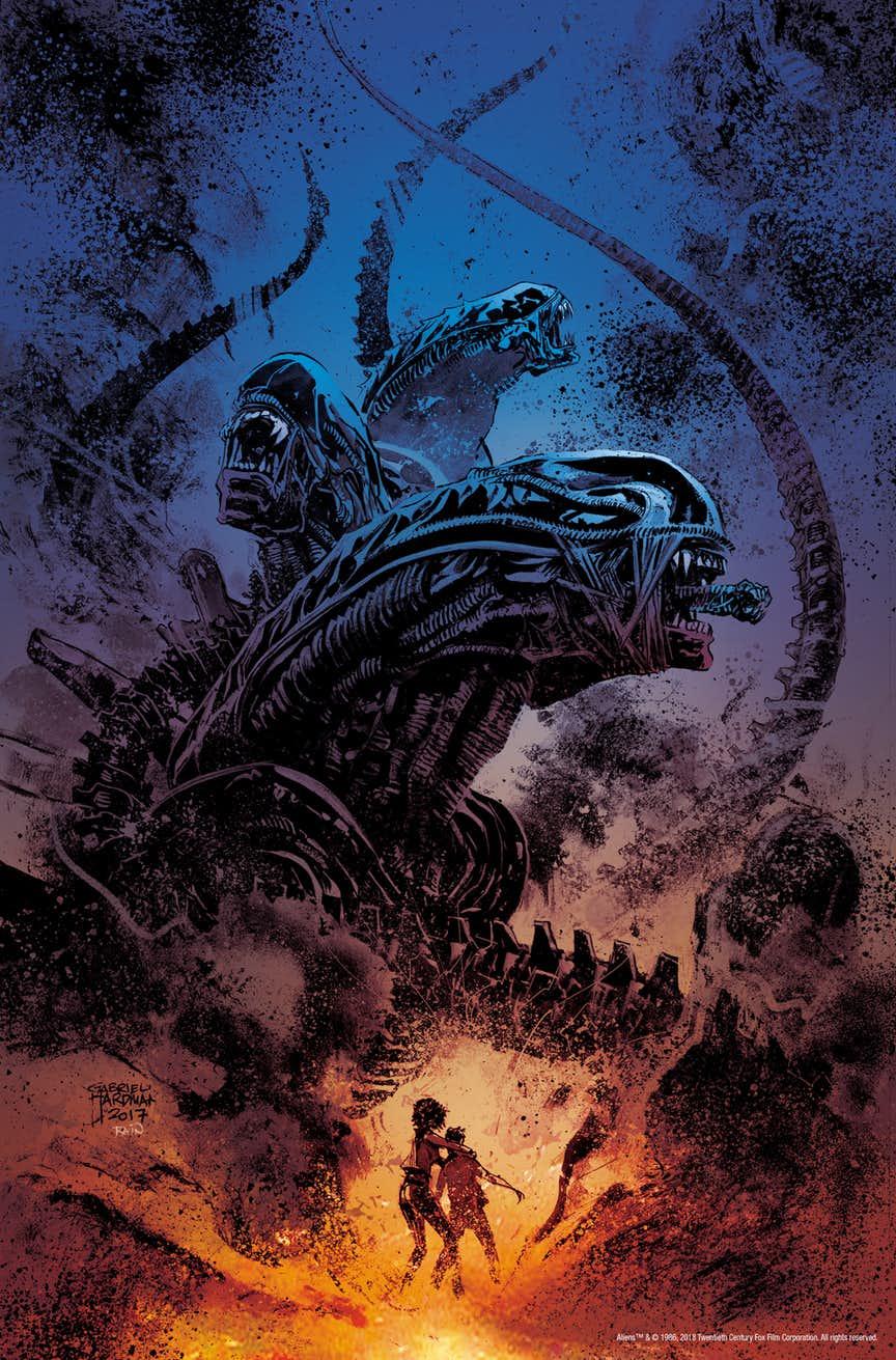 Новый комикс про ксеноморфов расскажет историю вдухе сюжетной линии Рипли иНьют из«Чужих». - Изображение 1