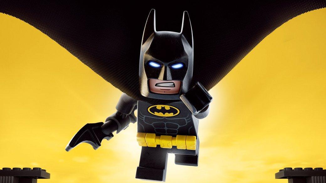 Лего Фильм: Бэтмен. Лучший фанфик про человека-летучую мышь   Канобу