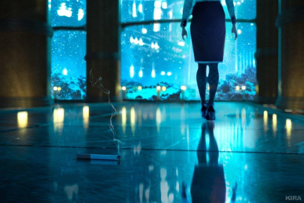 Косплей дня: Элизабет изBioShock Infinite иподводный город Восторг | Канобу - Изображение 0