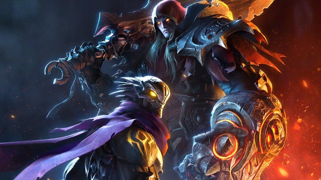E3 2019. Превью Darksiders: Genesis— вид сверху, кооператив ичетвертый Всадник   Канобу