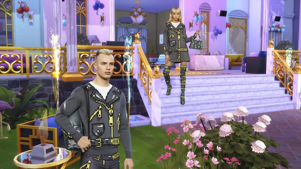 Итальянский бренд показал новую коллекцию одежды в стиле The Sims. Выглядит безумно странно!   Канобу - Изображение 1752