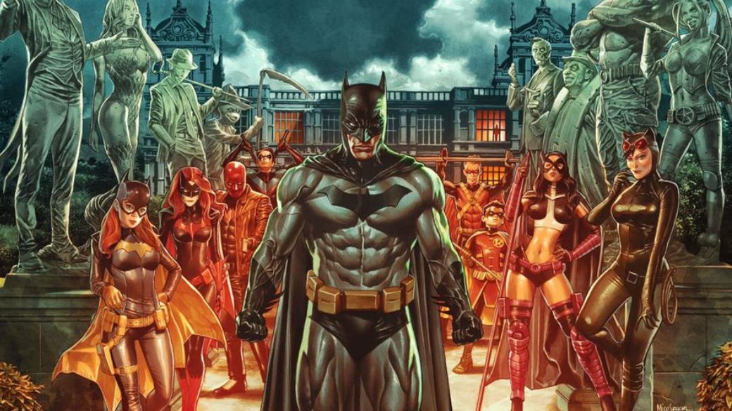 Галерея. 40+ обложек юбилейного тысячного выпуска Detective Comics сБэтменом. Налюбой вкус! | Канобу