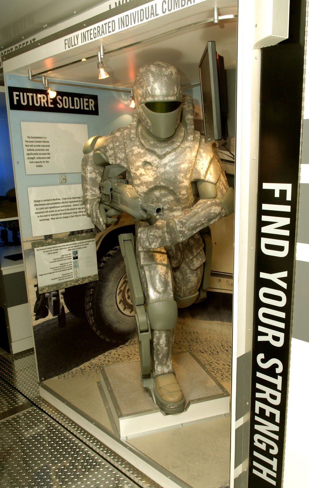У армии США появятся прототипы Железного человека | Канобу - Изображение 10920