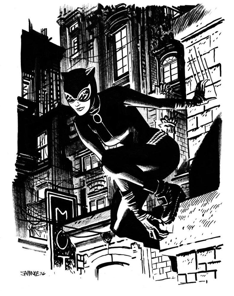 Супергерои Marvel и DC в рисунке Криса Сомни | Канобу - Изображение 8818