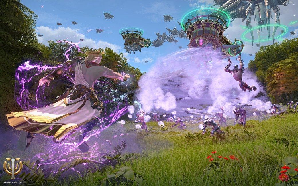 Как разработчикам Skyforge удалось создать «MMO для всех» | Канобу - Изображение 866