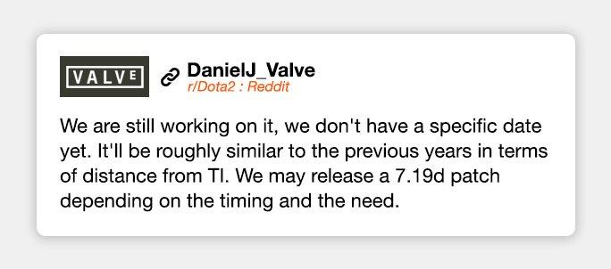 Valve наконец рассказала, когда ждать глобального патча вDota2   Канобу - Изображение 8031