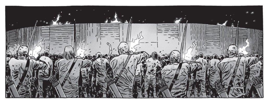 Война с Шепчущимися в комиксе The Walking Dead не оправдала ожиданий | Канобу - Изображение 19