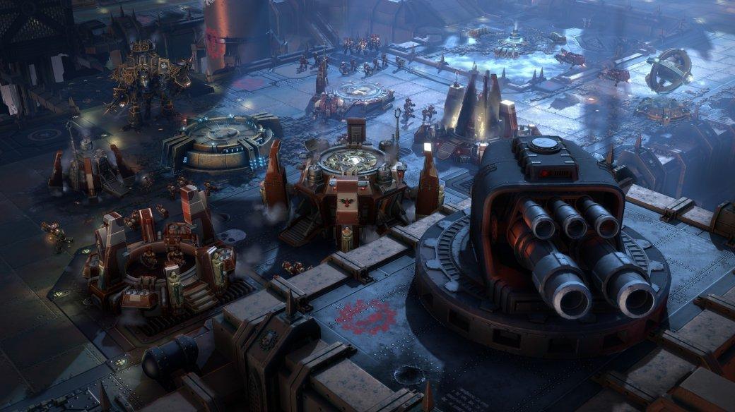 30 главных игр 2017 года. Warhammer 40.000: Dawn ofWar 3— это RTS или MOBA?. - Изображение 2
