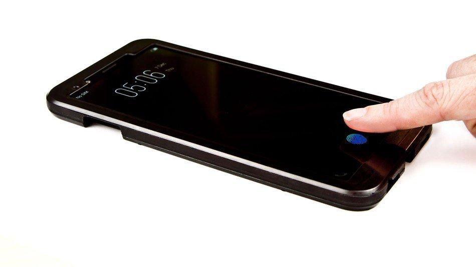 Наконец-то! Первый сканер отпечатков пальцев, который встраивается в дисплеи смартфонов!. - Изображение 2