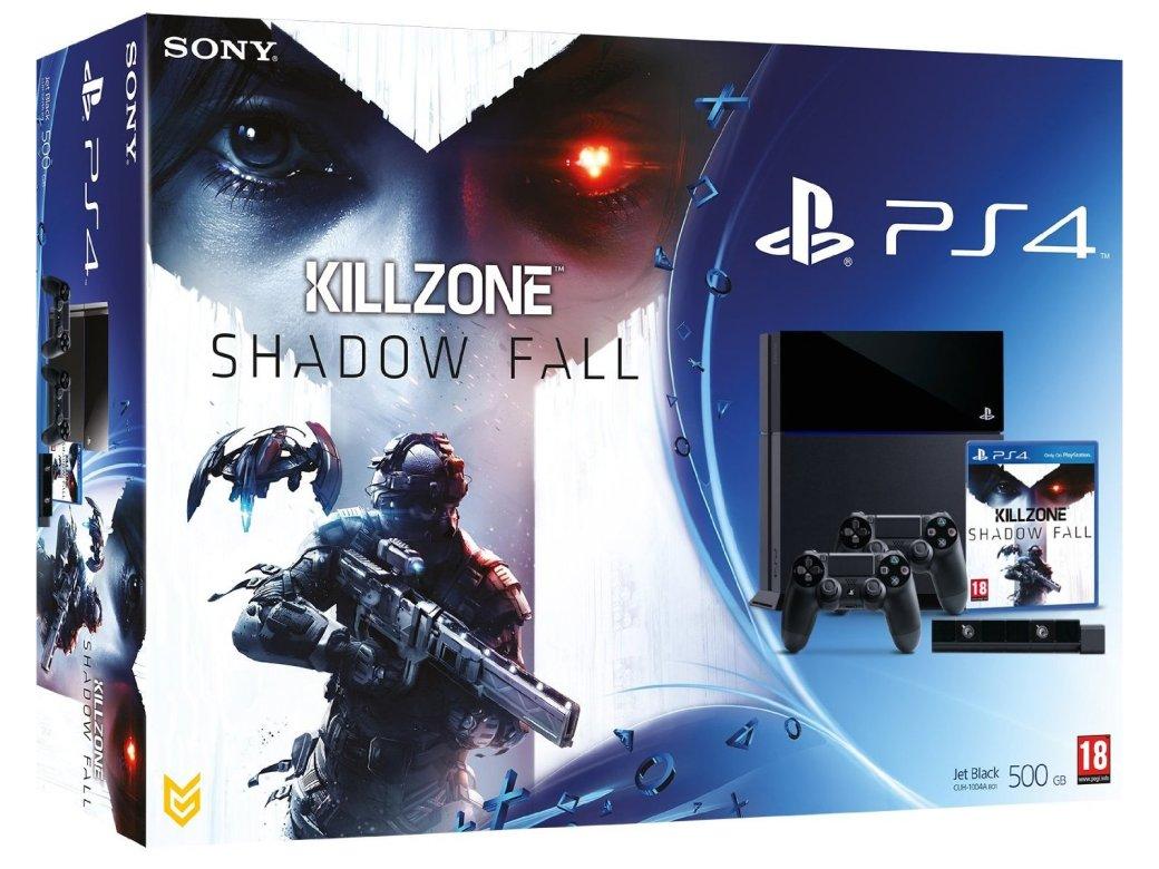Killzone: Shadow Fall PS4 бандл замечен на Amazon за 499 Евро | Канобу - Изображение 10505