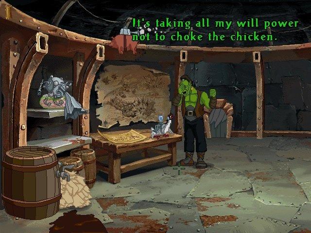 Туалетный юмор и машинный перевод: детали диздока Warcraft Adventures | Канобу - Изображение 7962
