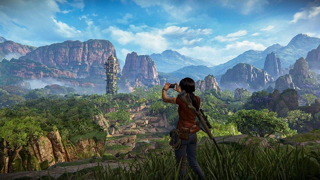 25 изумительных скриншотов Uncharted: Утраченное наследие | Канобу - Изображение 13