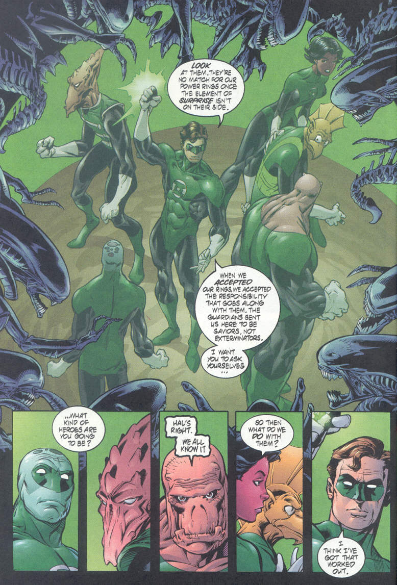 Бэтмен против Чужого?! Безумные комикс-кроссоверы сксеноморфами | Канобу - Изображение 24