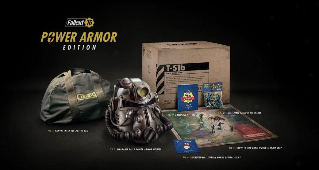 Купившие коллекционку Fallout 76 за $200 обнаружили вместо крутой холщовой сумки нейлоновую дешевку | Канобу - Изображение 10630