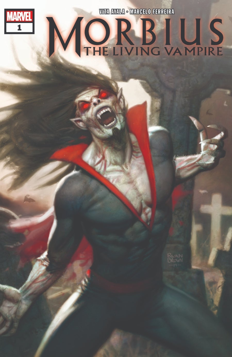 Самый популярный вампир Marvel получит новую серию комиксов | Канобу - Изображение 2