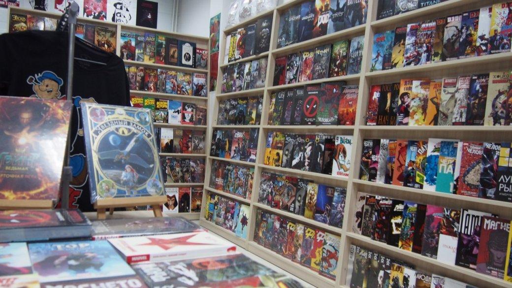Как открыть магазин комиксов, будучи преподавателем информатики | Канобу - Изображение 8160