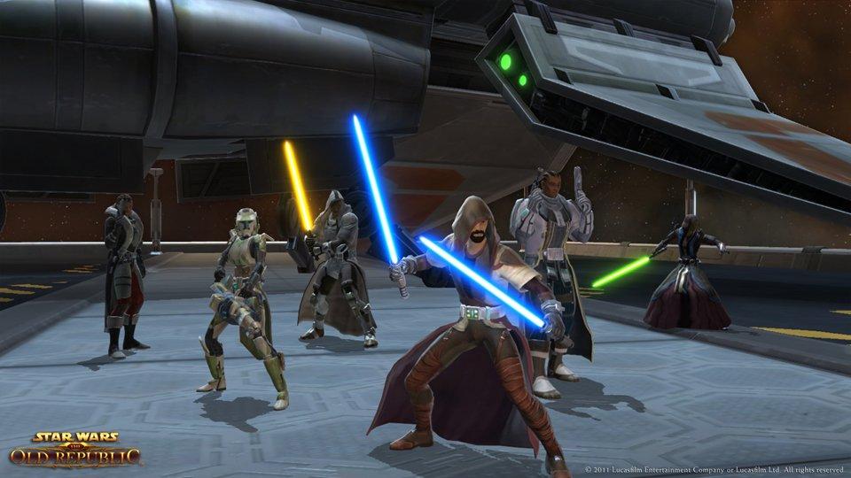 МНЕНИЕ: Star Wars: The Old Republic | Канобу - Изображение 2