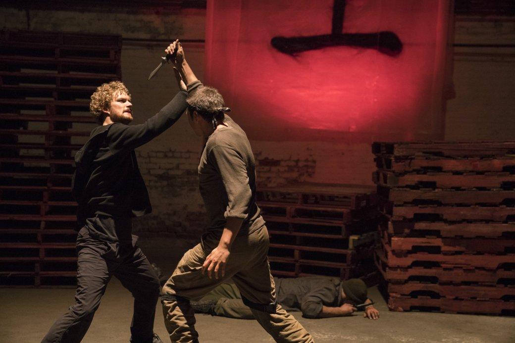 Почему драки в «Железном кулаке» сняты настолько плохо?  | Канобу - Изображение 10865
