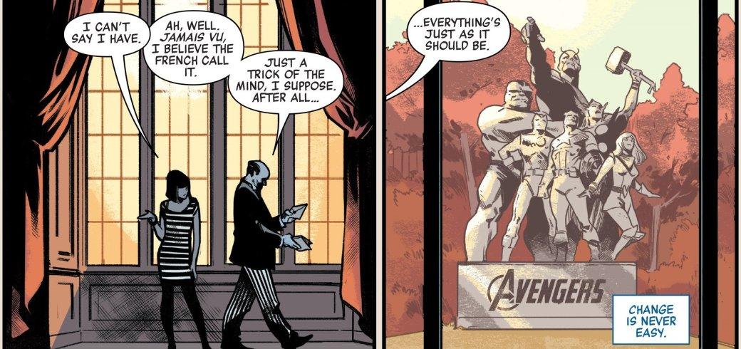 Что показали вкомиксе Marvel Legacy ичто это значит для будущего издательства? | Канобу - Изображение 3