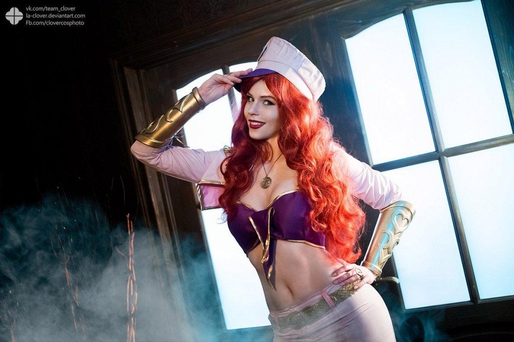 Косплей дня: Мисс Фортуна из League of Legends | Канобу - Изображение 2228