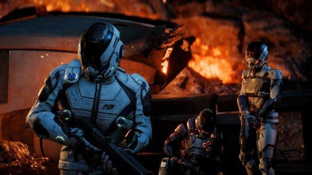 Критики непонимают, нравится имMass Effect: Andromeda или нет | Канобу - Изображение 13778