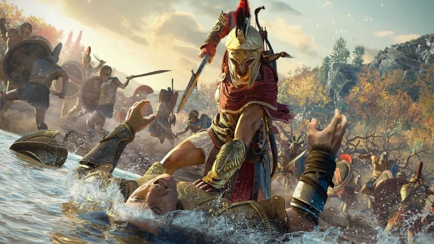 В январе игроки Assassins Creed Odyssey получат возможность настраивать уровень врагов  | Канобу - Изображение 1