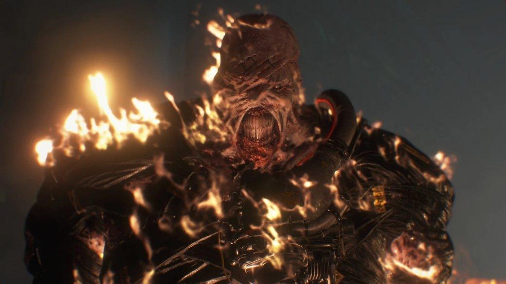 Немезис вResident Evil 3 Remake, как иворигинале,— главный враг Джилл Валентайн. Убить его можно, нодля этого предстоит дойти доконца игры исразиться сним вфинальной битве. Тот факт, что Немезиса невозможно убить доэтого момента, впрочем, вовсе незначит, что мутанту вообще ненужно давать отпор походу игру. Вэтом гайде мырасскажем, как стоит вести себя при встречах сНемезисом ичто следует делать всюжетных битвах спрактически неуязвимым монстром.