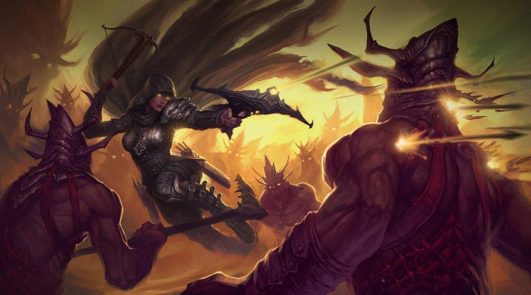 На вечеринку Diablo 3: Reaper of Souls пойдет охотник на демонов | Канобу - Изображение 13639