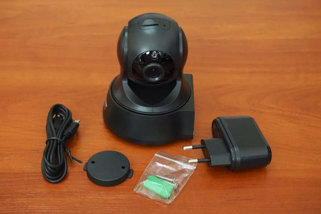 Обзор IP-камеры Digma DiVision 200 | Канобу - Изображение 1