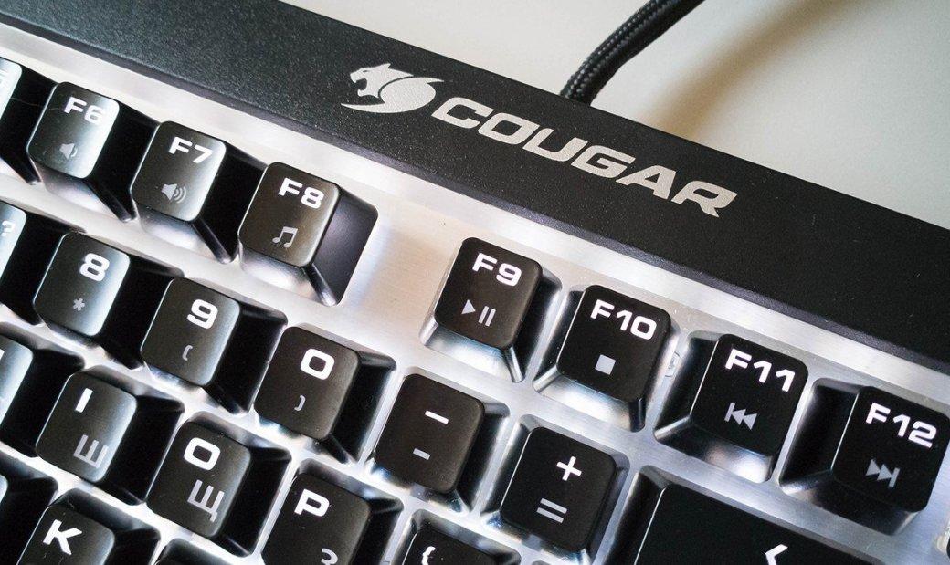 Клавиатура Cougar Attack X3 RGB— настоящие Cherry MXиничего лишнего   Канобу - Изображение 9809