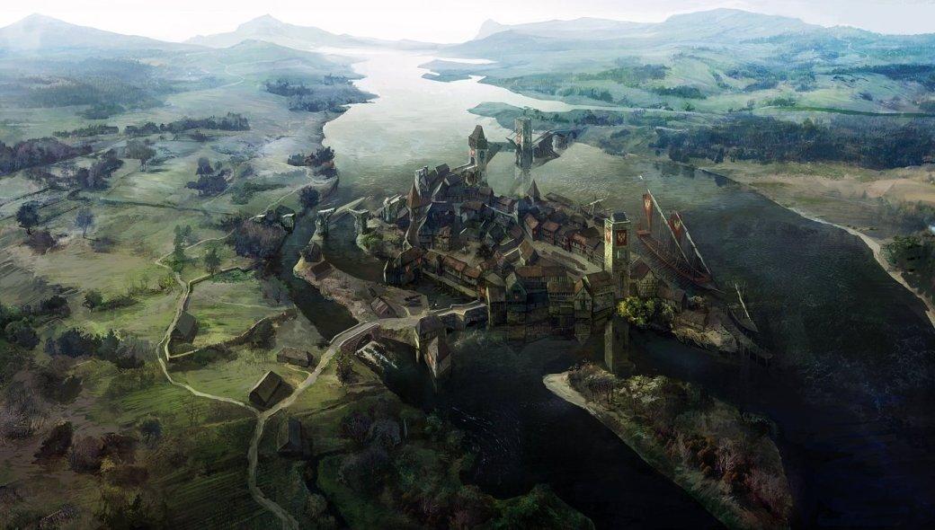 Интервью «Канобу» с главным сценаристом The Witcher 3: Wild Hunt  | Канобу - Изображение 14
