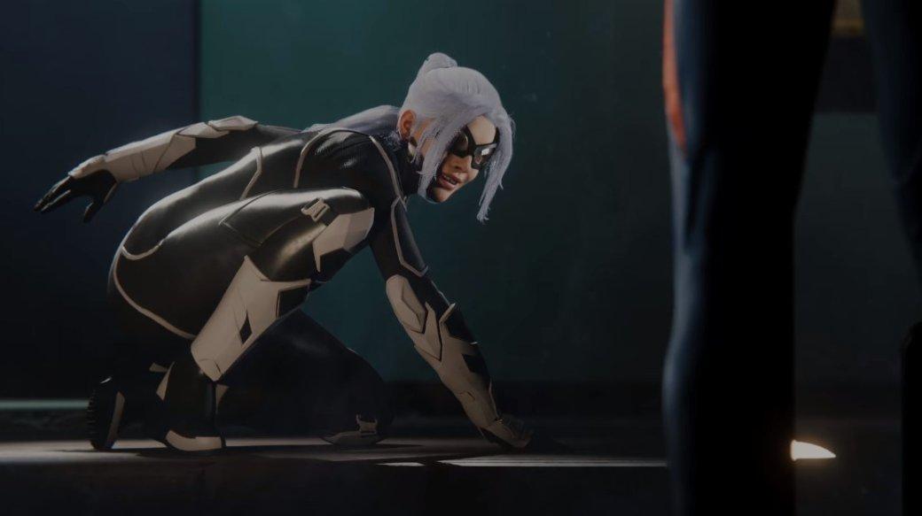 Очаровательная Фелиция Харди в 18 минутах геймплея DLC для Spider-Man с PS4   Канобу - Изображение 5654