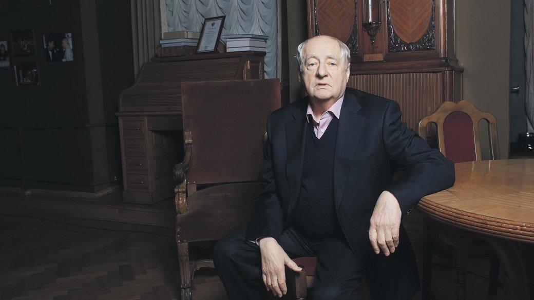 Режиссер «12 стульев» Марк Захаров ушел из жизни