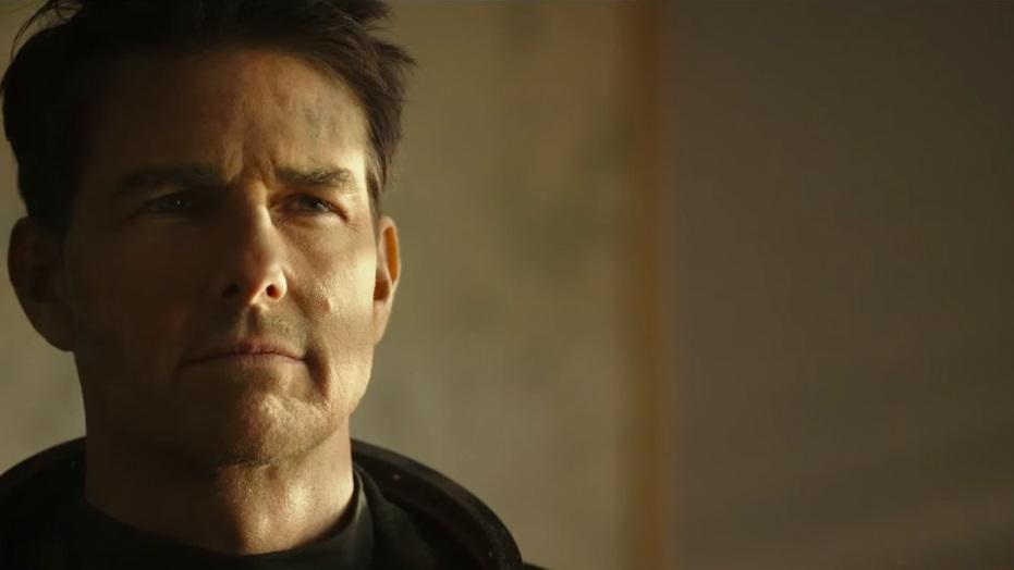 Том Круз красиво рассекает насверхзвуковом истребителе— это трейлер «Топ Ган2» | Канобу - Изображение 1